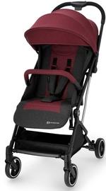 Спортивная коляска KinderKraft Indy, черный/красный