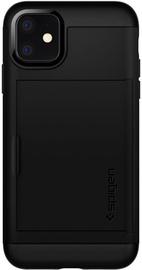 Spigen Slim Armor CS Back Case For Apple iPhone 11 Black