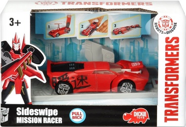 Dickie Toys Transformers Mission Racer Sideswipe 3112002