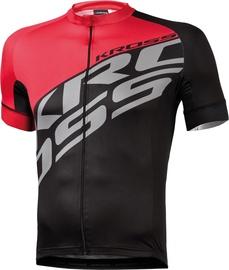 Kross Rubble Jersey Black Red M