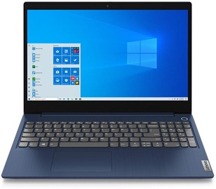 Nešiojamas kompiuteris Lenovo IdeaPad 3-15 81WE002HUS Blue PL Intel® Core™ i5, 8GB/1TB, 15.6""