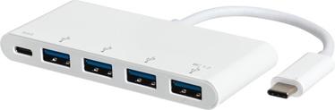 USB-разветвитель Estuff ES623007WH USB-C