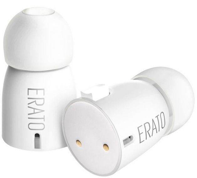 Ausinės ERATO Verse Bluetooth In-Ear Earphones White