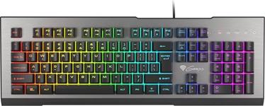 Клавиатура Genesis Rhod 500 EN, серебристый