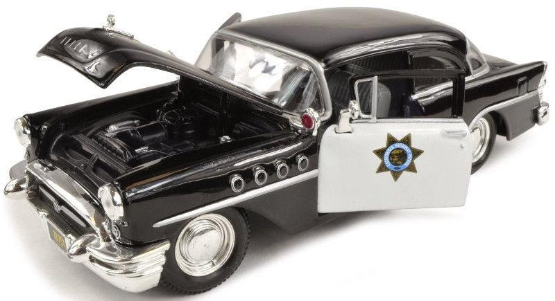 Maisto 1955 Buick Century California Highway Patrol Car 31295
