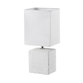 Trio Table Lamp Ping R50131001 White