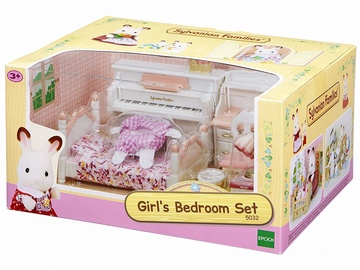 Epoch Sylvanian Families Girl's Bedroom Set 2953