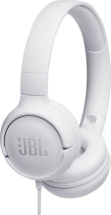 Ausinės JBL Tune 500 White