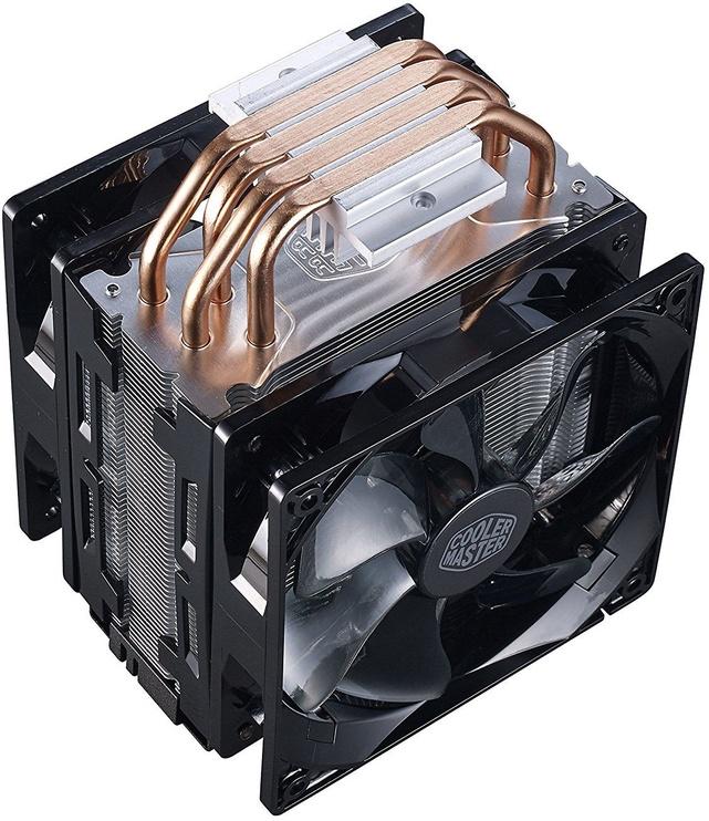 Cooler Master Hyper 212 LED Turbo Black RR-212TK-16PR-R1
