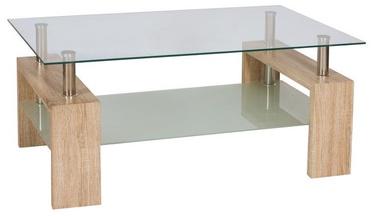 Signal Meble Coffee Table Lisa II 110x60cm Oak San Remo