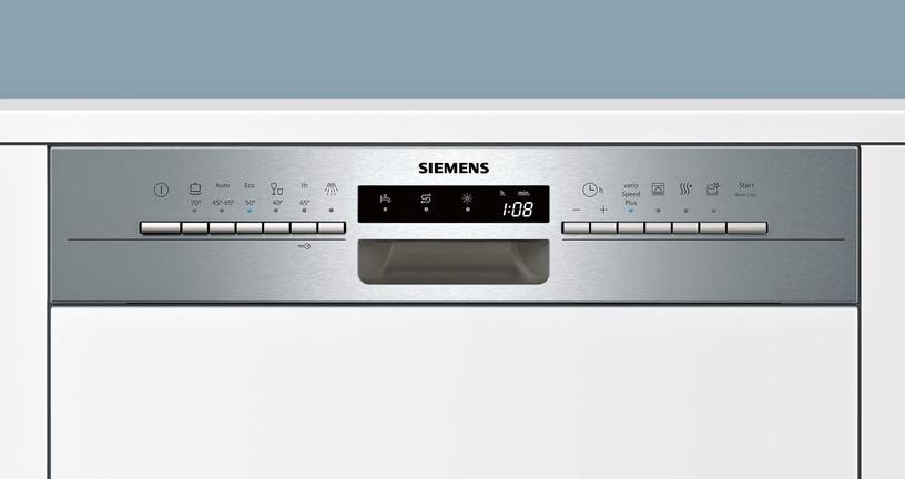 Įmontuojama indaplovė Siemens iQ300 SpeedMatic SN536S01ME