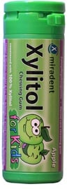 Miradent Xylitol Chewing Gum For Kids 30g Apple