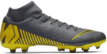 Nike Mercurial Superfly 6 Academy FG / MG AH7362 070 Gray/Yellow 46