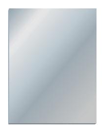 Veidrodis Stikluva STV-75, kabinamas, 30 x 40 x 0,4 cm