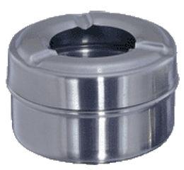Sharda Ashtray Metal ø8.7cm Matted