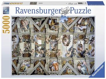 Ravensburger Puzzle Sistine Chapel 5000 pcs