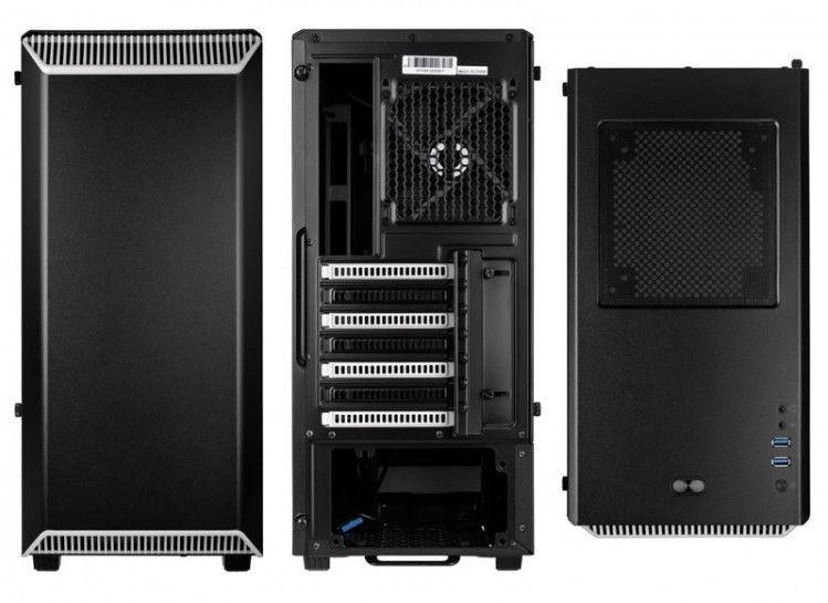 Phanteks Case Eclipse P300 Black/White