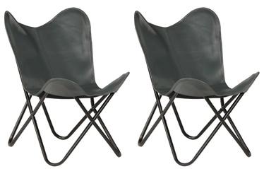 Детский стул VLX Butterfly 279530, серый, 560 мм x 760 мм