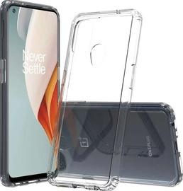 Чехол Screenor Bumper for OnePlus Nord N2 5G, прозрачный