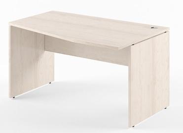 Skyland Xten XCT 149 R Work Desk 140x90cm Beech Tiara