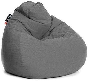 Qubo Bean Bag Comfort 90 Graphite Soft