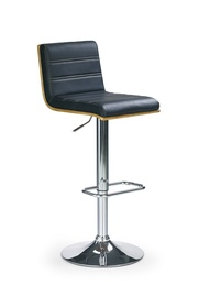 Halmar H-31 Bar Stool Black