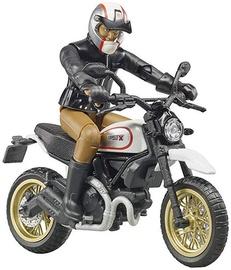 Bruder Ducati Scrambler Desert Sled With Driver 63051