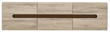 TV-laud Black Red White Azteca Trio San Remo Oak, 1500x470x430 mm