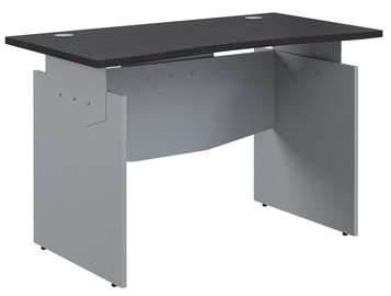 Skyland Offix New Desk OST 127 Legno Dark/Metallic