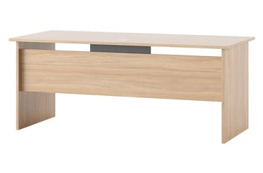 Szynaka Meble Omega 08 Desk Amber Oak/Graphite