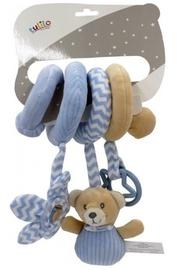 Погремушка Tulilo New Baby Bear, синий