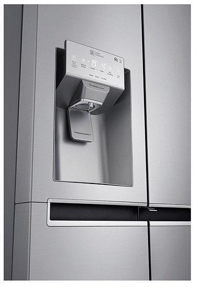 Šaldytuvas LG GSJ961PZBZ