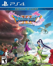 Dragon Quest XI: Echoes Of An Elusive Age Edition Of Light PS4