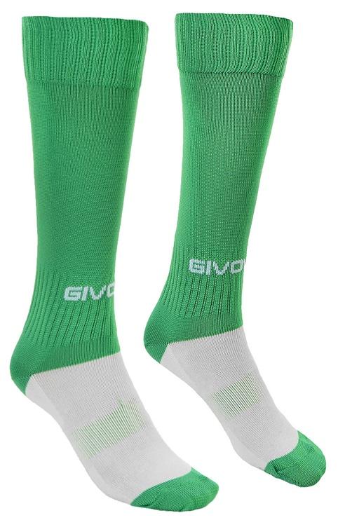 Носки Givova Calcio Senior Green, 1 шт.