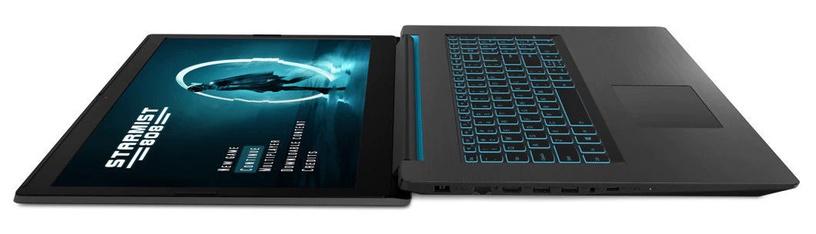 Lenovo Ideapad L340-17IRH Gaming Black 81LL00E4PB PL