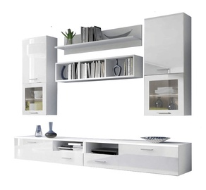 Idzczak Meble Franco Wall Unit White