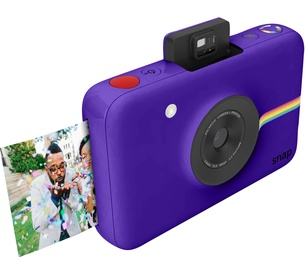Polaroid Snap Purple