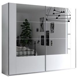 Stolar Santiago Wardrobe 250x215x65cm White