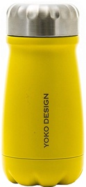 Yoko Design Isothermal Travel Bottles 0.35l Yellow
