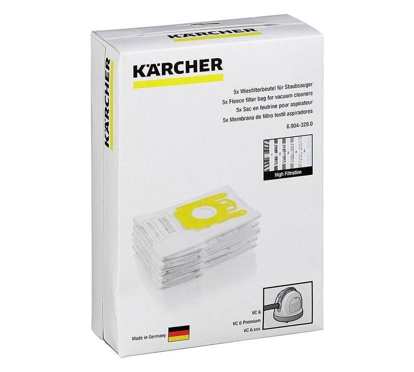 Мешки для пылесоса Karcher VC 6x00