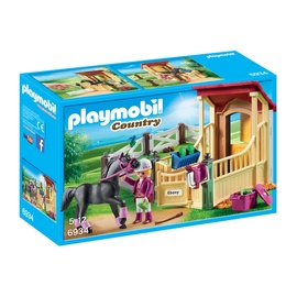 Playmobil Country Horse Stable With Arabian 6934