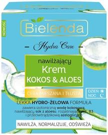 Bielenda Hydra Care Coconut & Aloe Face Cream For Oily Skin 50ml