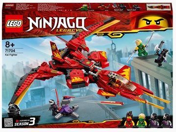 Конструктор LEGO®Ninjago Истребитель Кая 71704