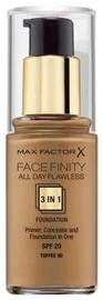 Max Factor Face Finity All Day Flawless 3in1 Foundation 30ml 90