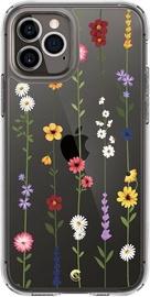 Spigen Cyrill Cecile Back Case For Apple iPhone 12 Pro Max Flower Garden