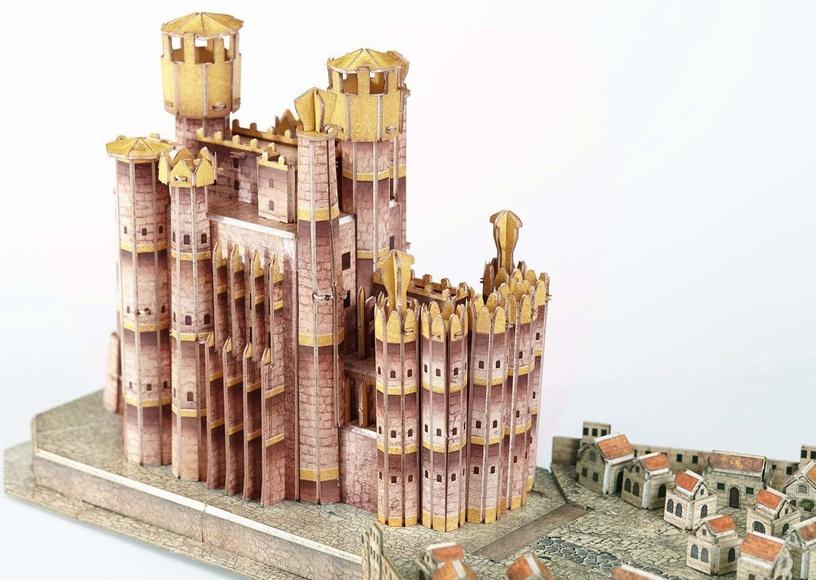 3D mīkla CubicFun Game Of Thrones 3D DS0987H, 262 gab.