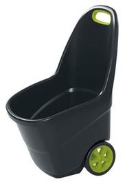 Keter Easy Go XL 62L Black/Green