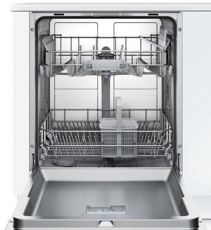 Įmontuojama indaplovė Bosch SMV25AX00E