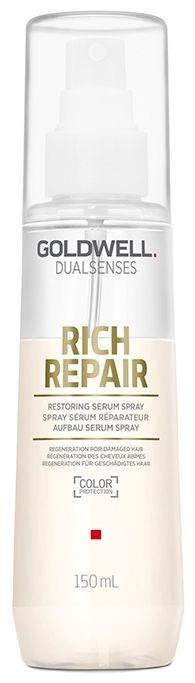 Sprejs matiem Goldwell Dualsenses Rich Repair Restoring Serum, 150 ml