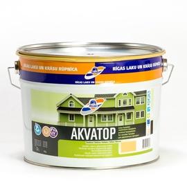Medinių fasadų dažai Rilak Akvatop, geltoni, 9 l